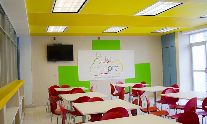 Servicios for Empresas para trabajar en comedores escolares