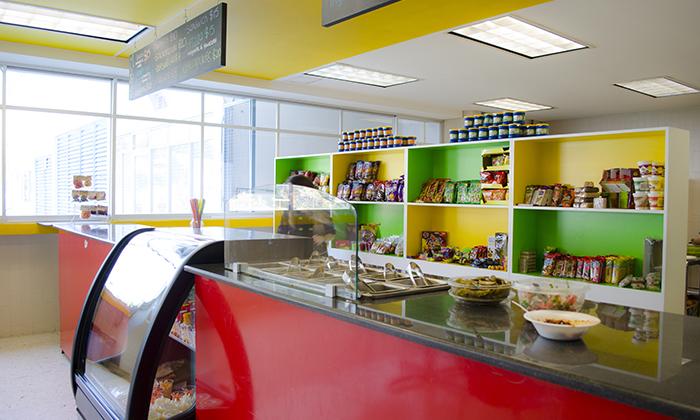 Servicios for Proyecto de cafeteria escolar